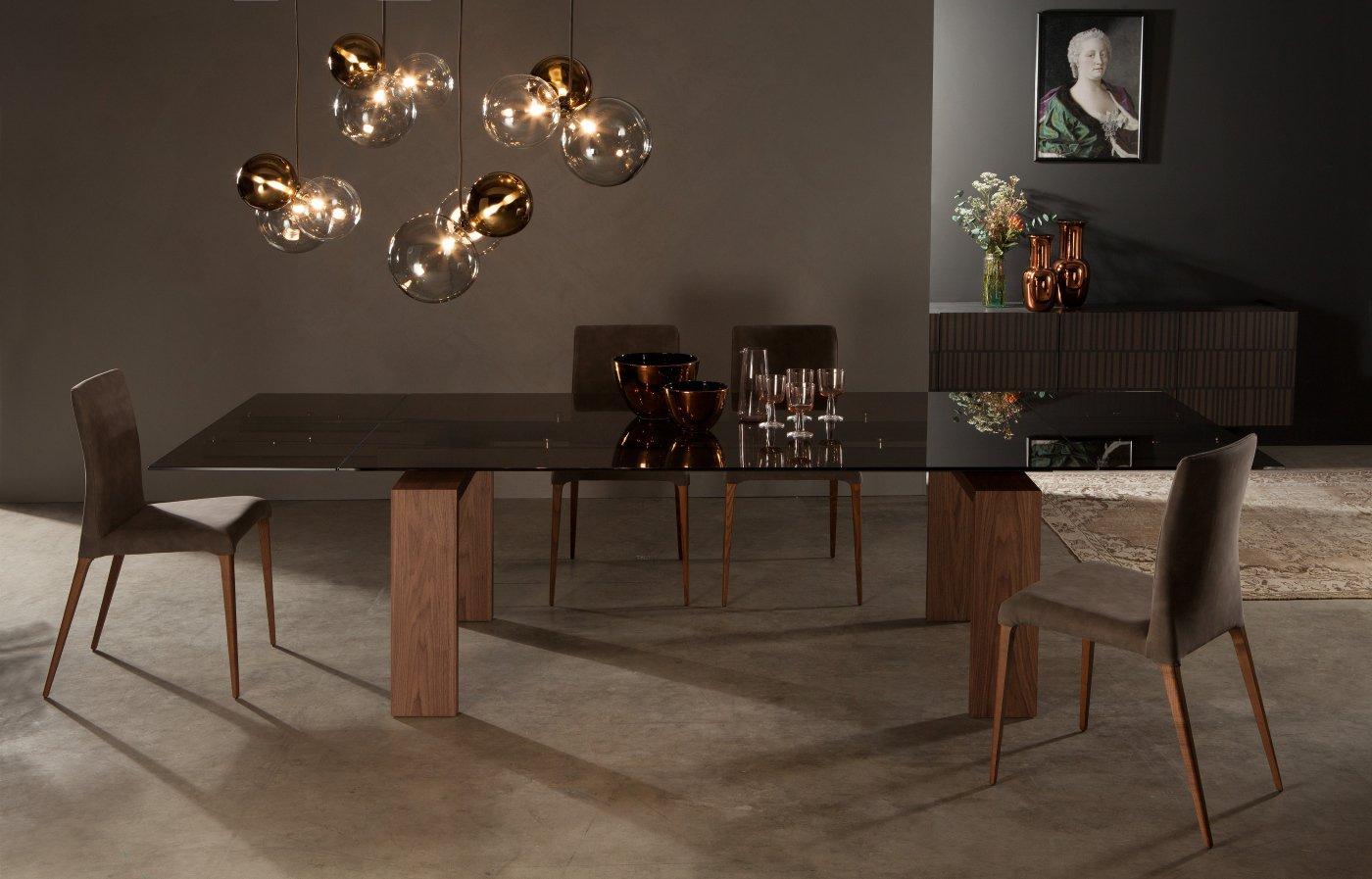 Brooklyn Dining Table from Tonin Casa