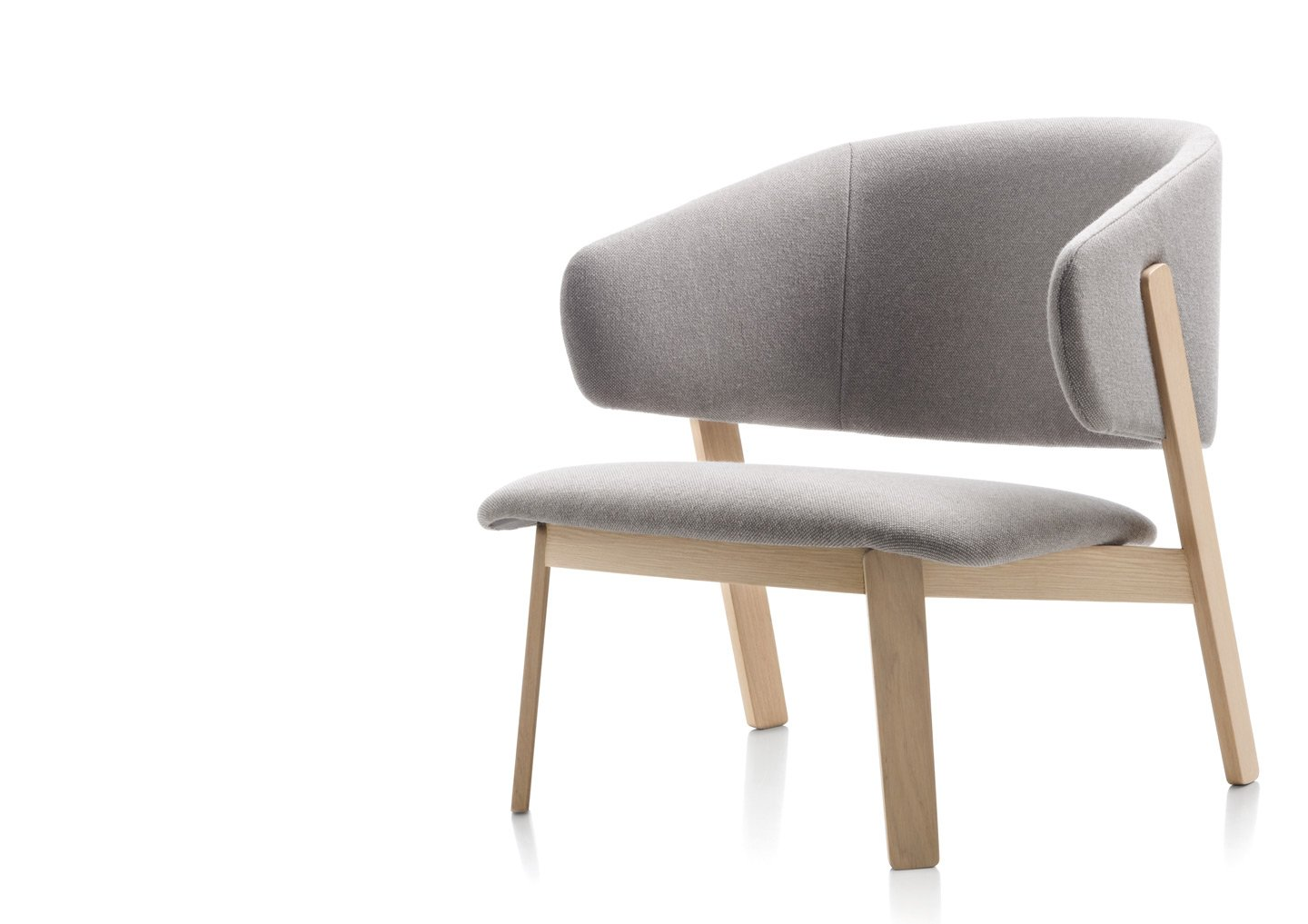 Wolfgang Lounge chair from Fornasarig