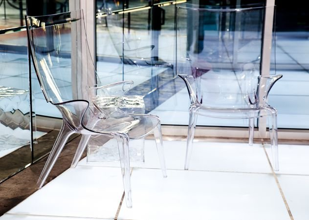 Uncle Jim Armchair from Kartell, designed by Philippe Starck