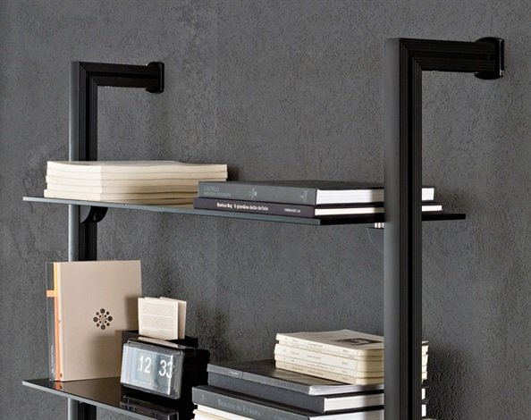 OK 8 Shelves bookcase from DomItalia