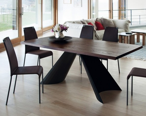 Tuile F200 Dining Table from DomItalia