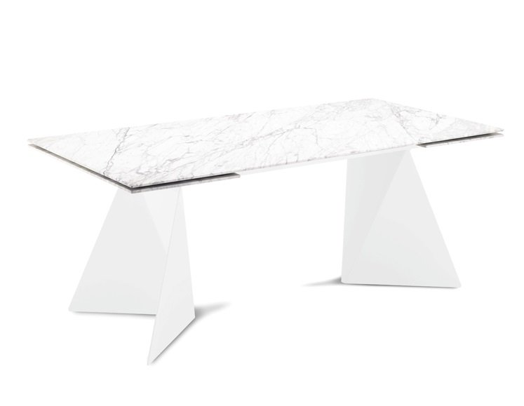 Euclide A Dining Table from DomItalia