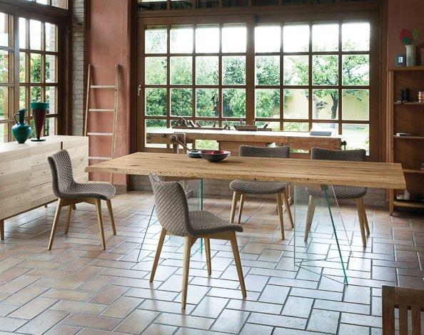 Artik 200/240 Dining Table from DomItalia