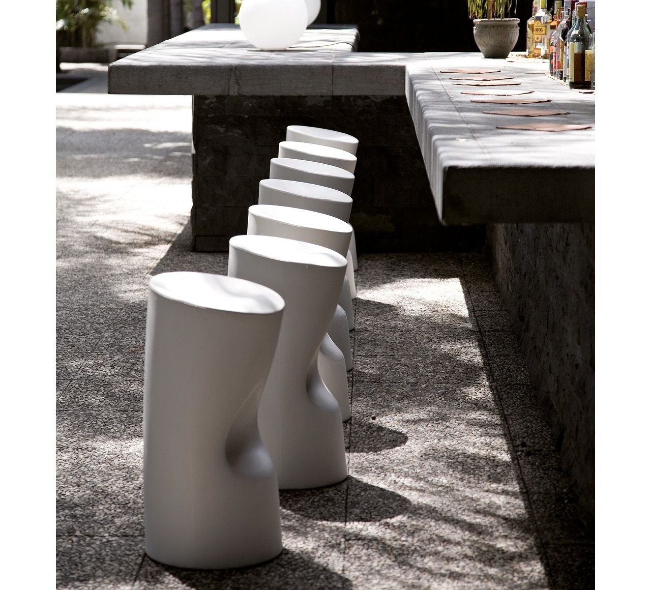 Tokyo-Pop Stool from Driade