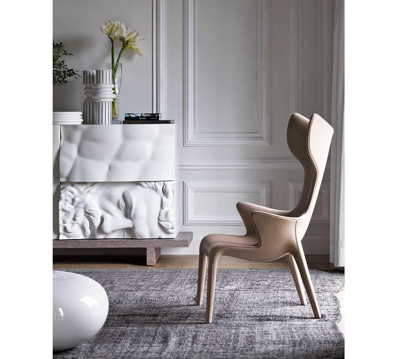 Lou Read Armchair from Driade