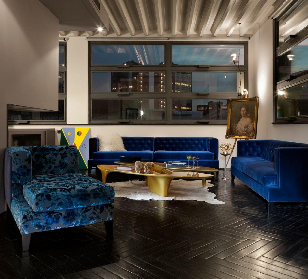 Hall Sofa modular from Driade