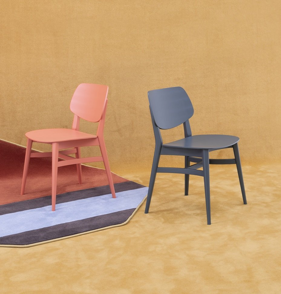 Doll Dining Chair from Billiani