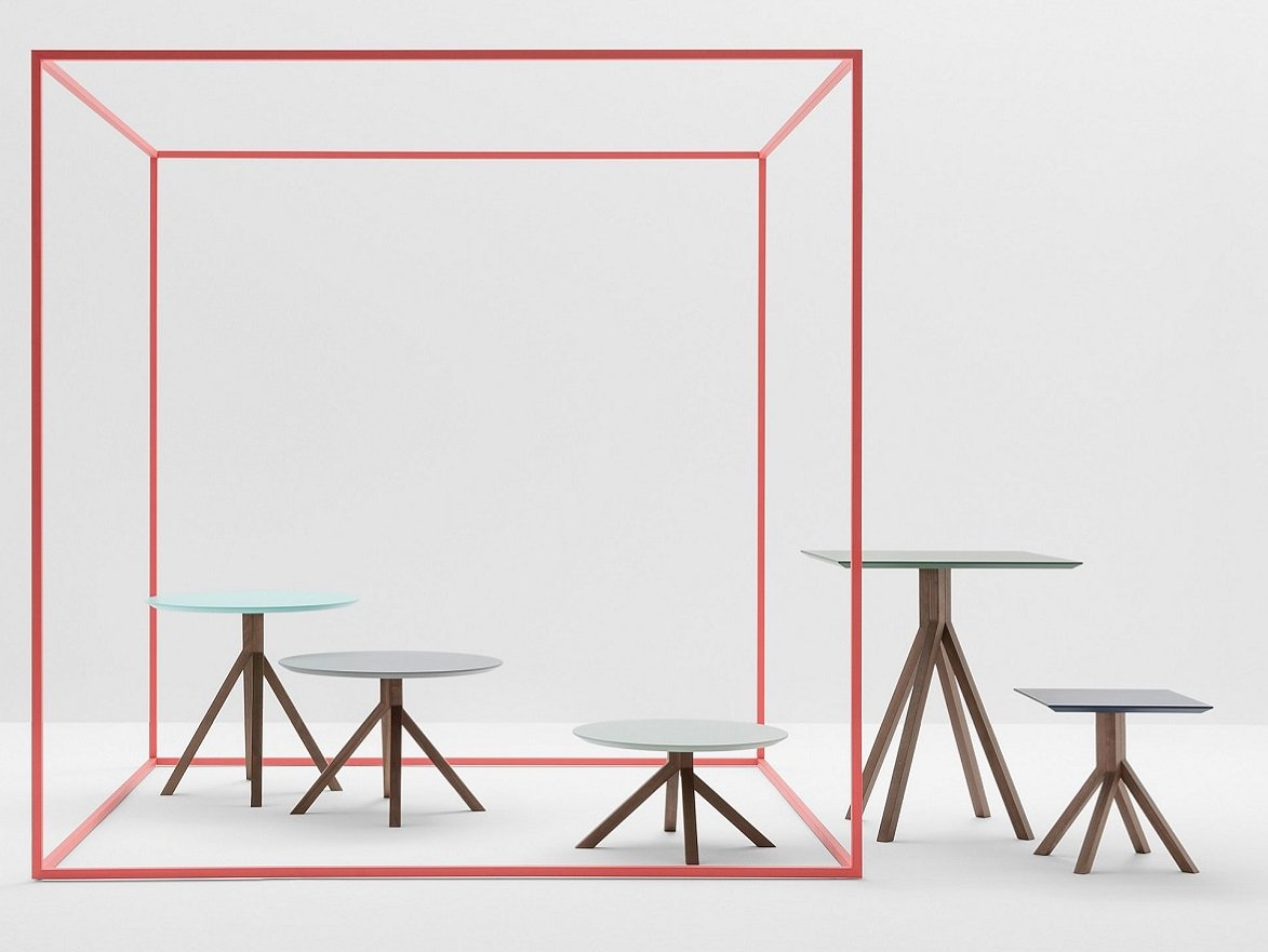 Grapevine Table bar from Billiani, designed by Egidio Panzera