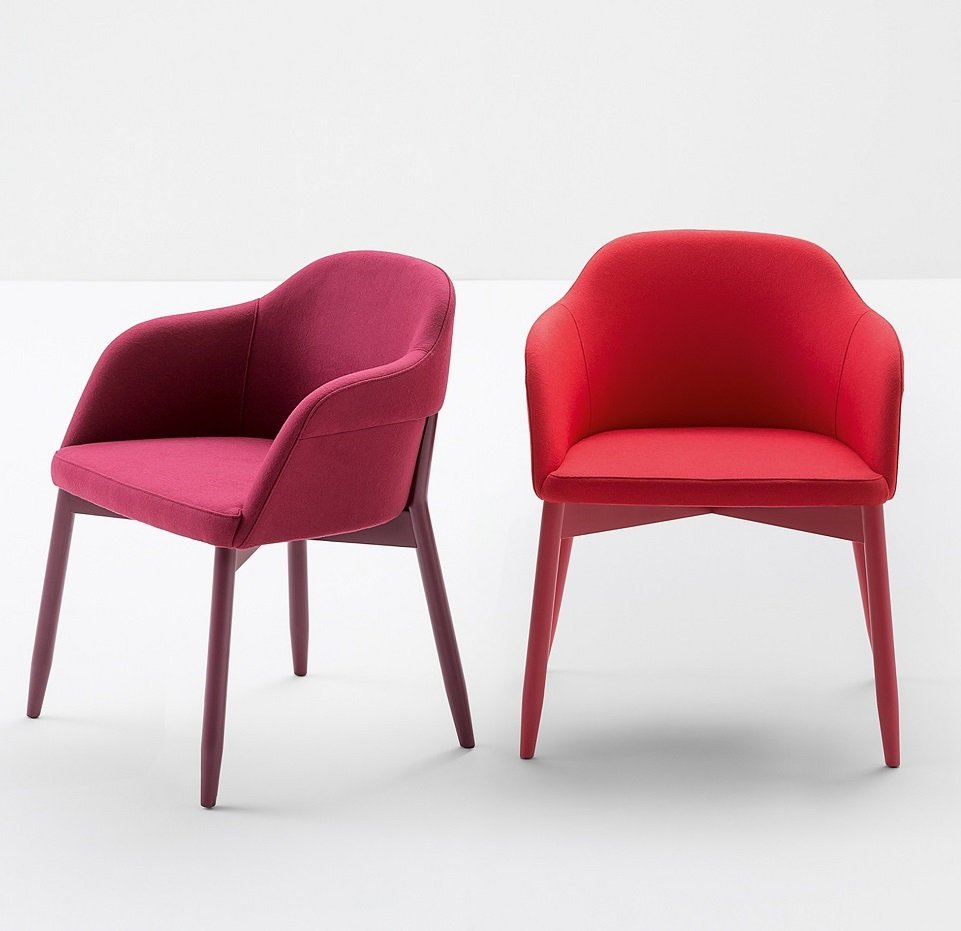 Spy Armchair from Billiani, designed by Emilio Nanni