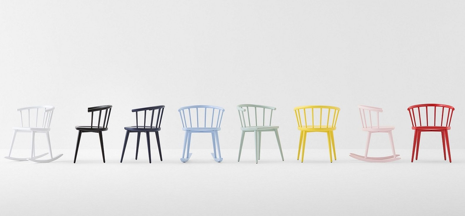 W Chair from Billiani