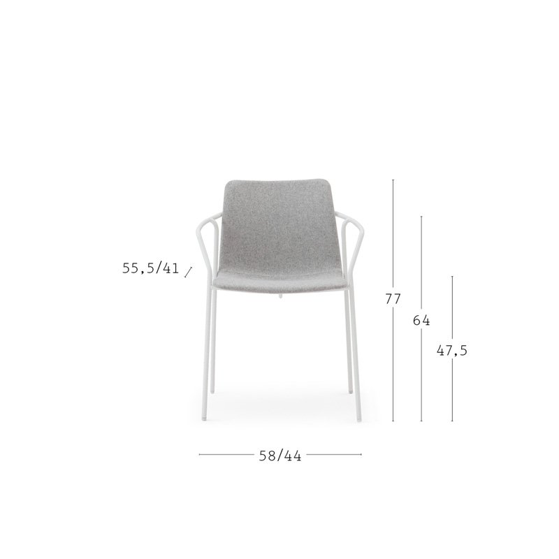 Sey Armchair from Billiani