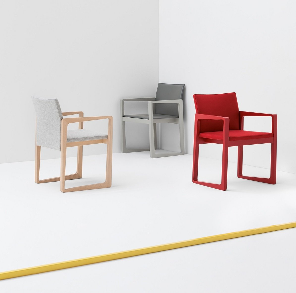Askew Armchair from Billiani