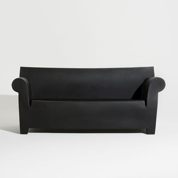 Bubble Club Sofa from Kartell, designed by Philippe Starck
