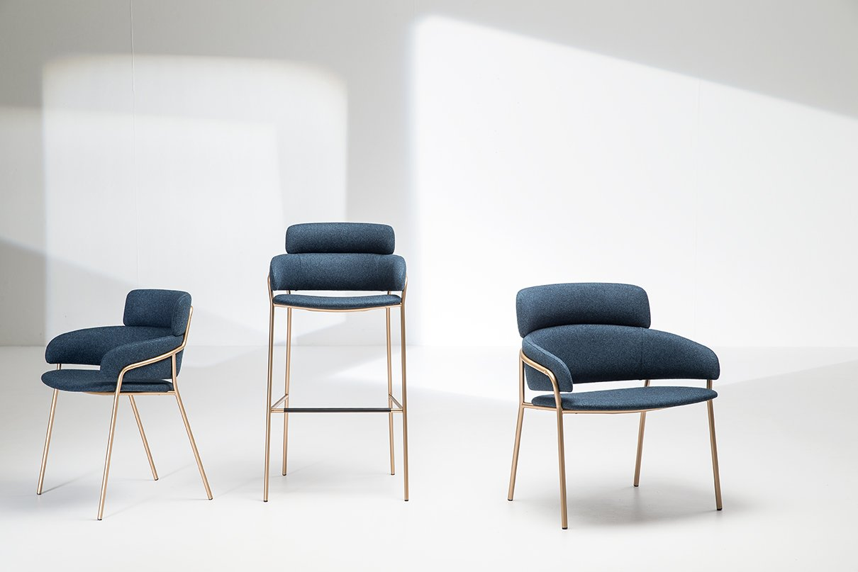 Strike Armchair from Arrmet, designed by Arrmet Lab