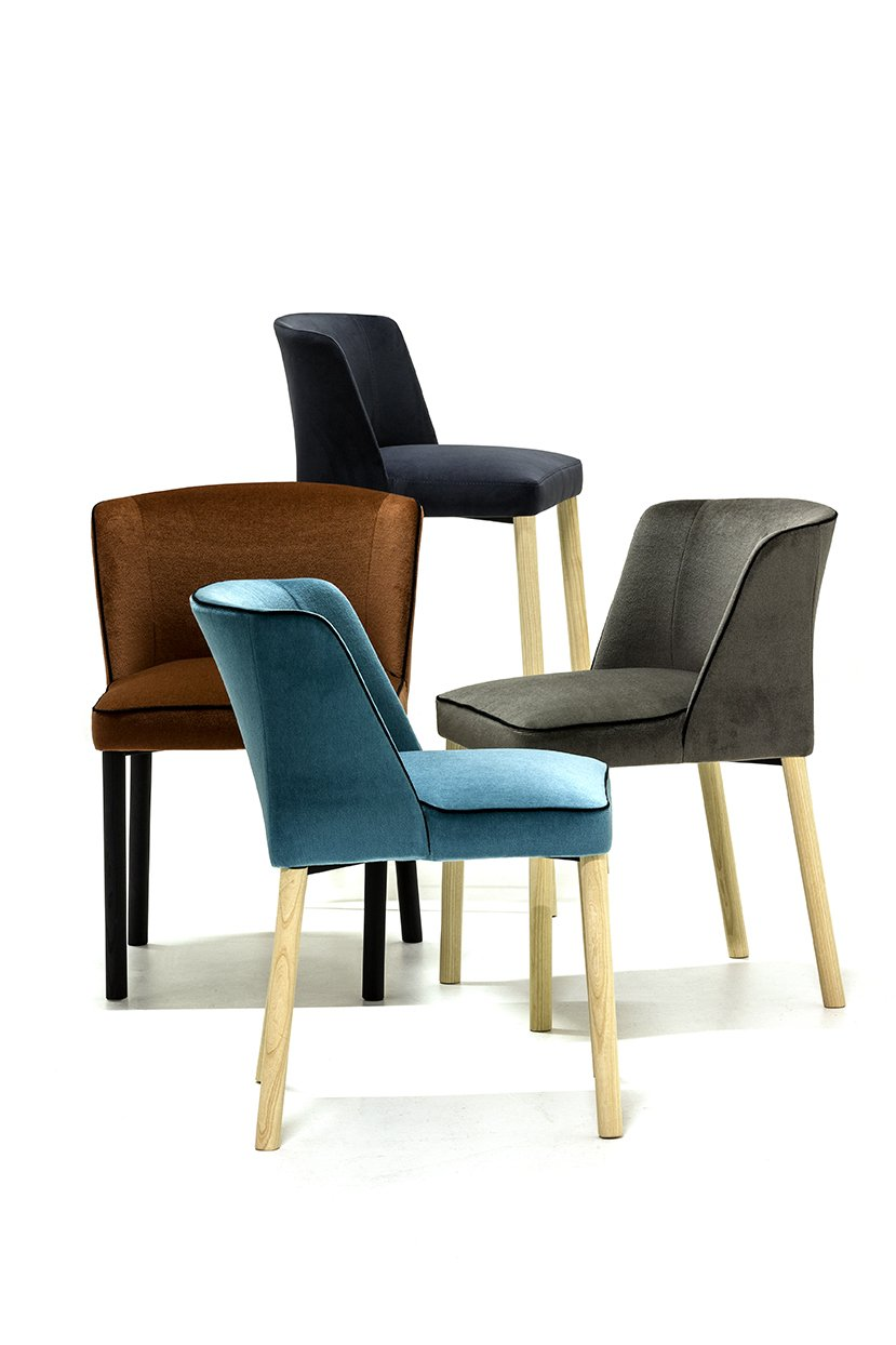 Virginia 4L Dining Chair from Arrmet