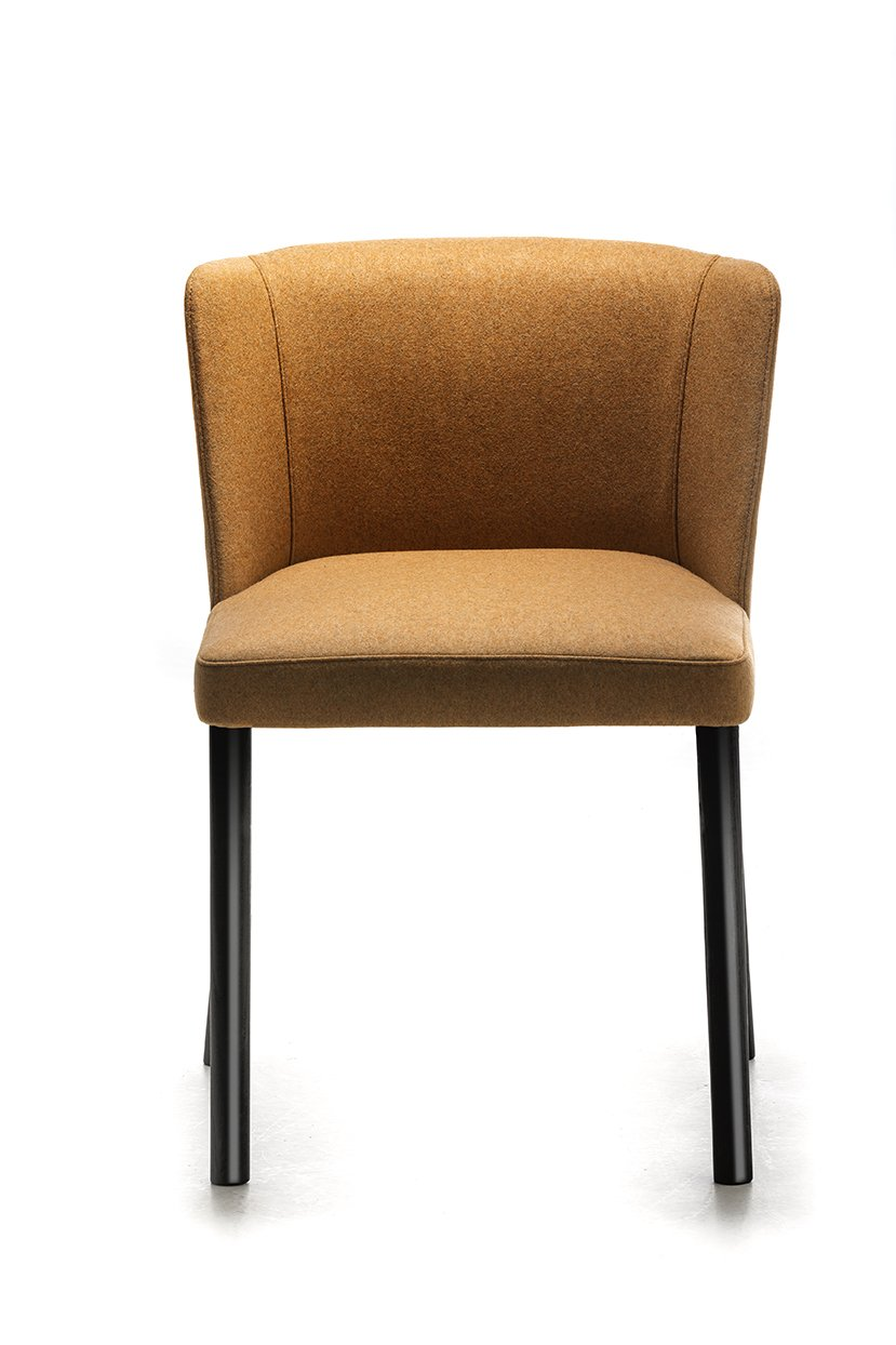 Virginia 4L Dining Chair from Arrmet, designed by Roberto Palomba