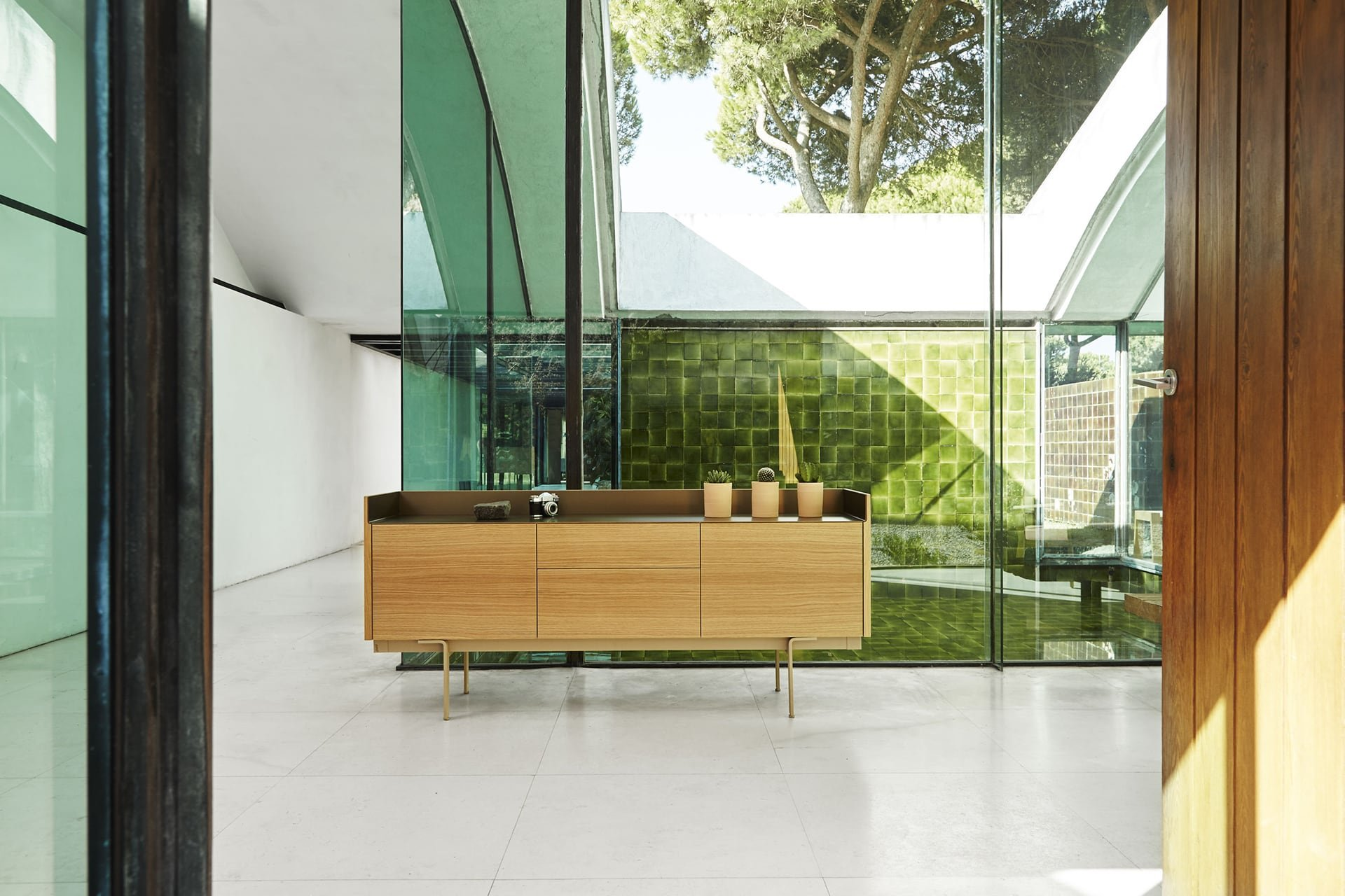 Stockholm Sideboard from Punt Mobles, designed by Mario Ruiz