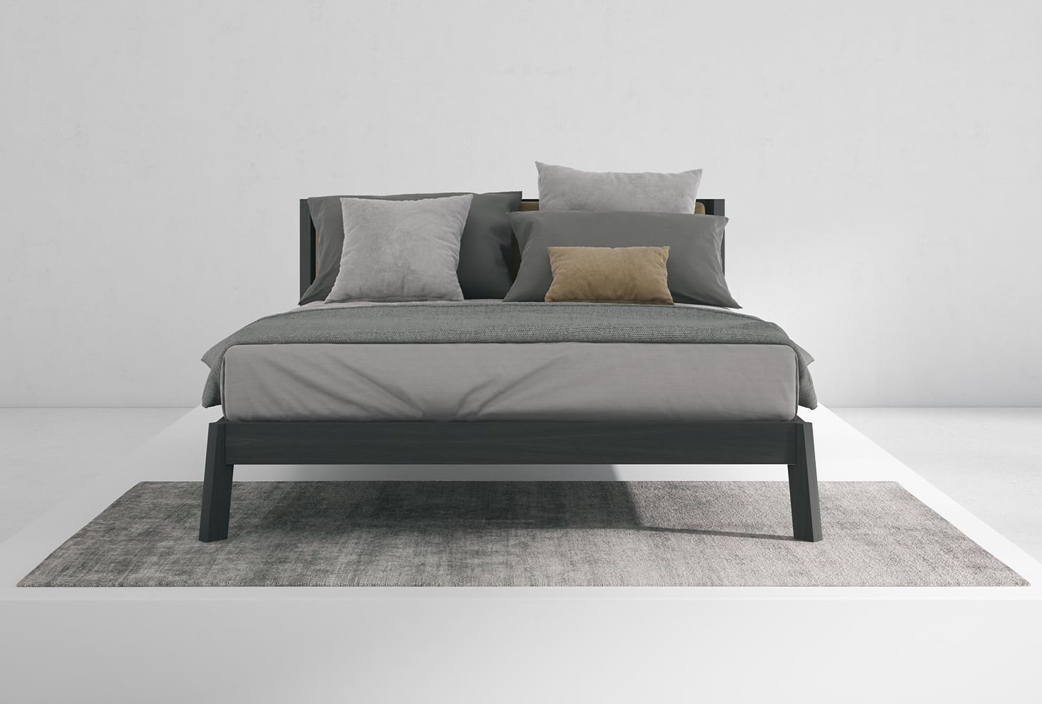 Breda Bed from Punt Mobles