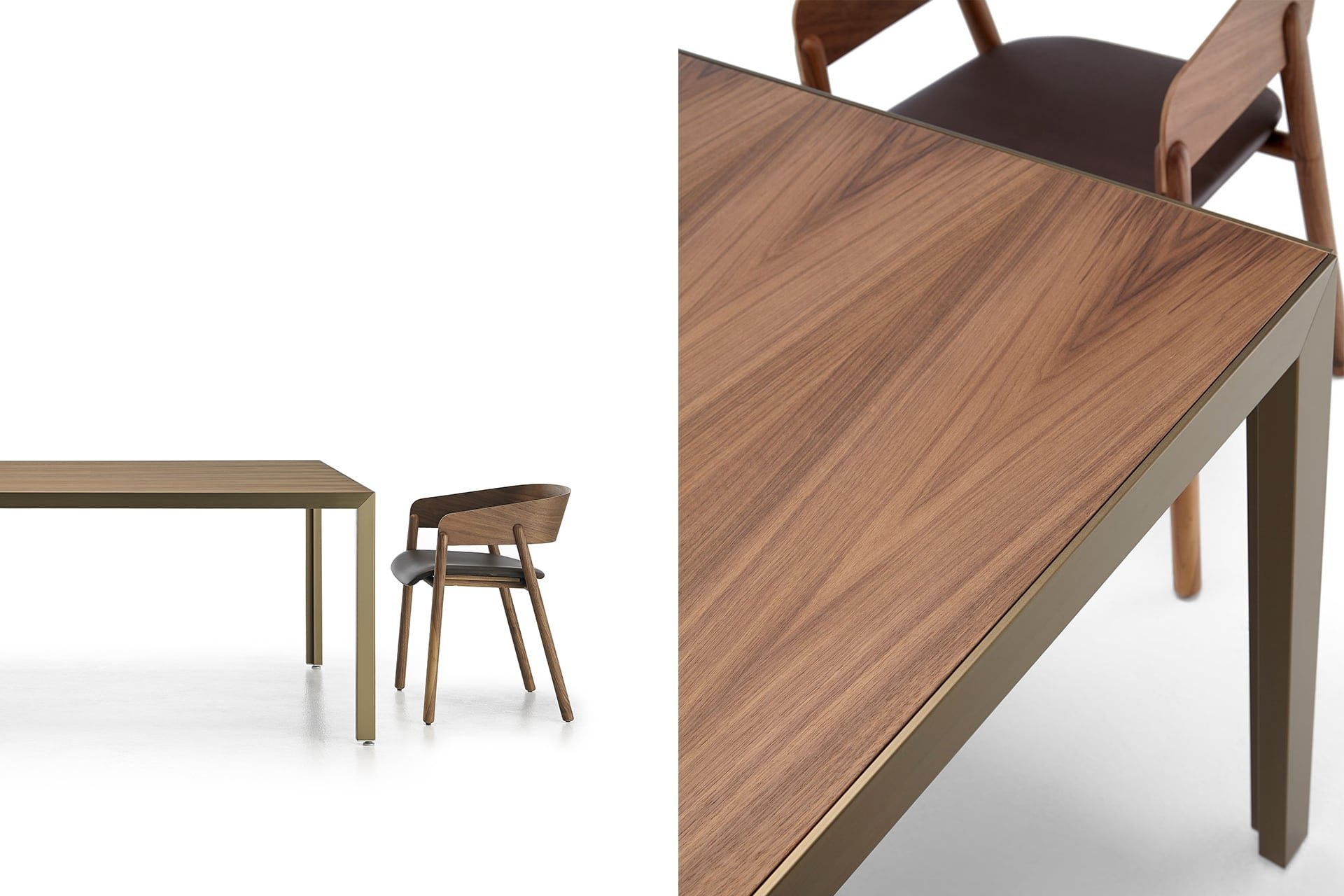 Denia Dining Table from Punt Mobles