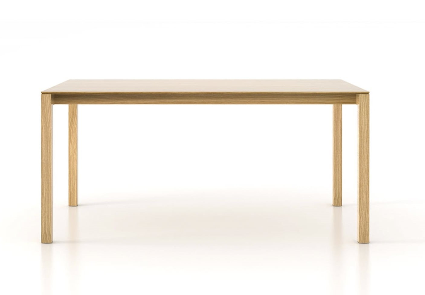Bass Dining Table from Punt Mobles, designed by Borja Garcia
