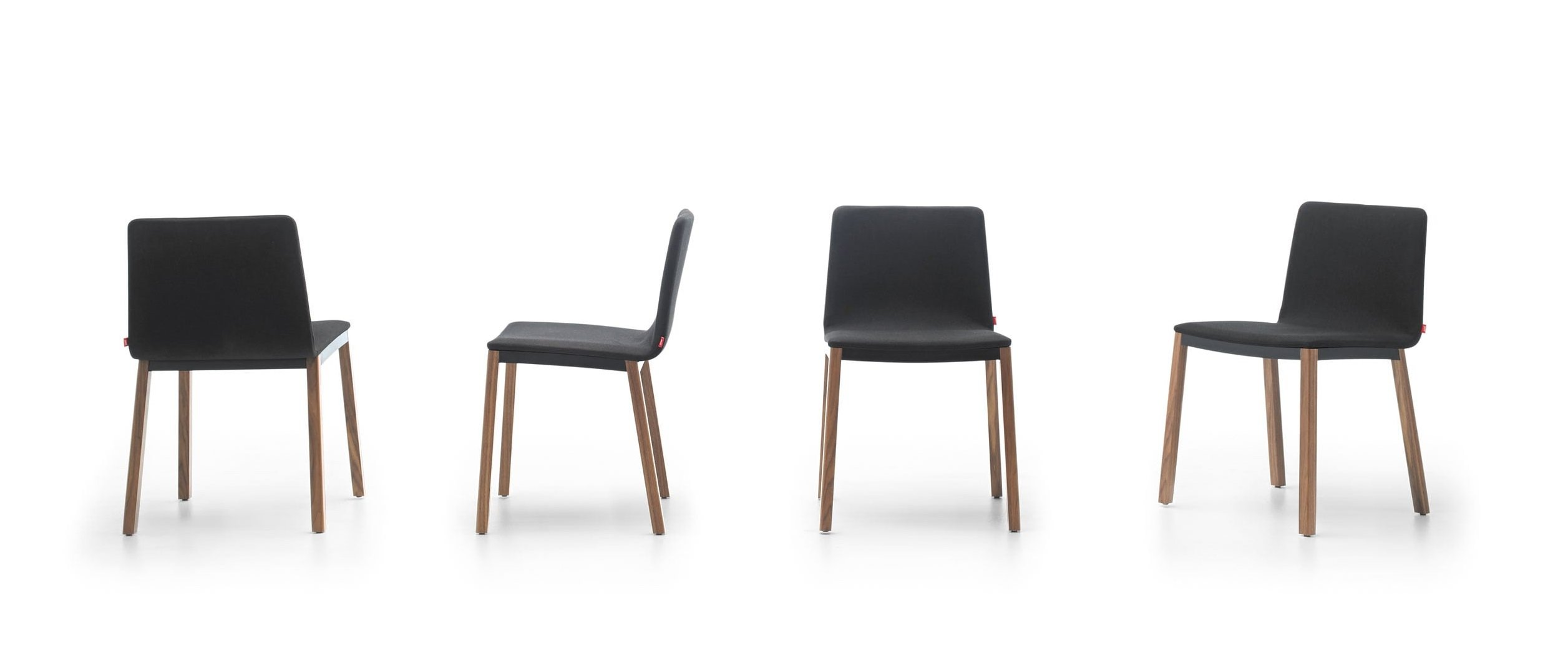 Tyris Dining Chair from Punt Mobles, designed by Odosdesign