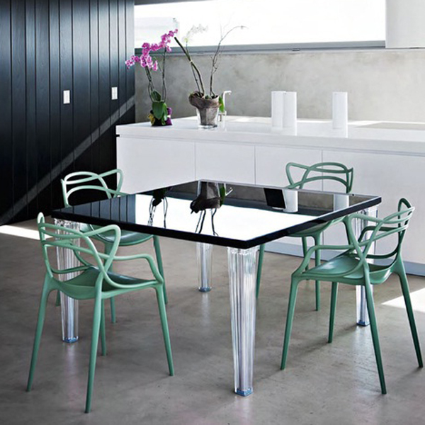 Kartell Top Wooden Dining Table