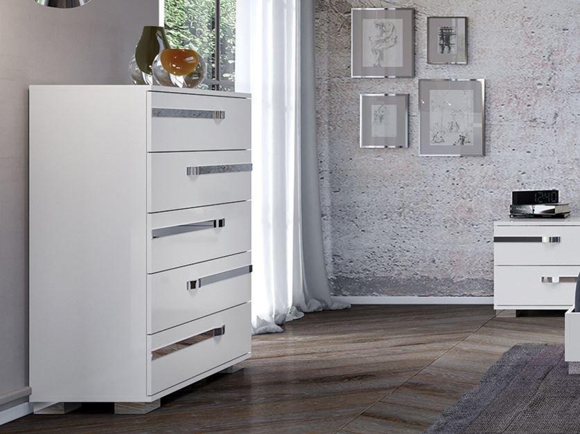 Wave Chest Dresser cabinet from Casabianca