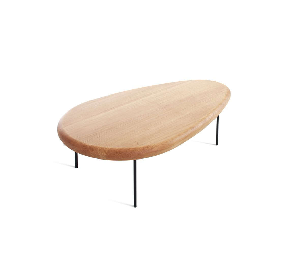 Lily Wood Table coffee from Casamania