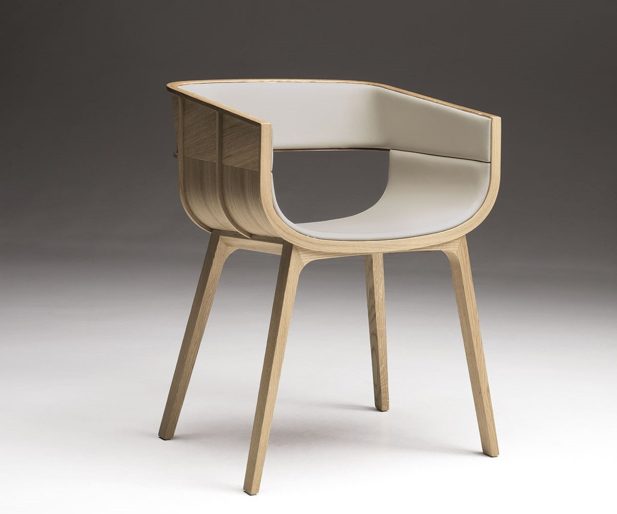 Maritime Chair from Casamania, designed by Benjamin Hubert