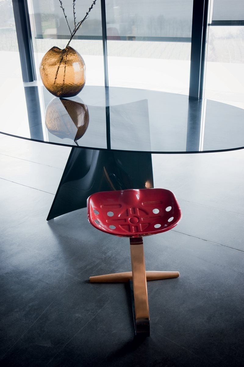 Mezzadro Stool from Zanotta