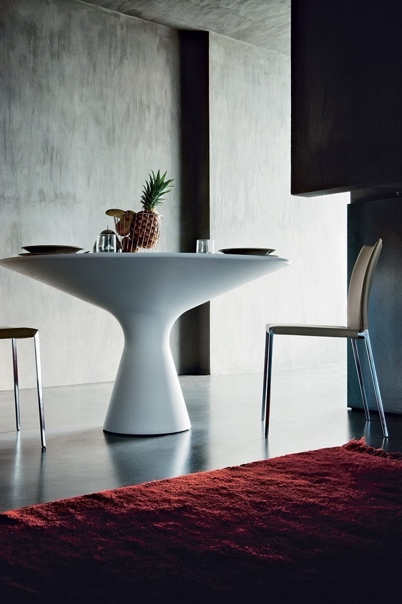 Blanco Dining Table from Zanotta