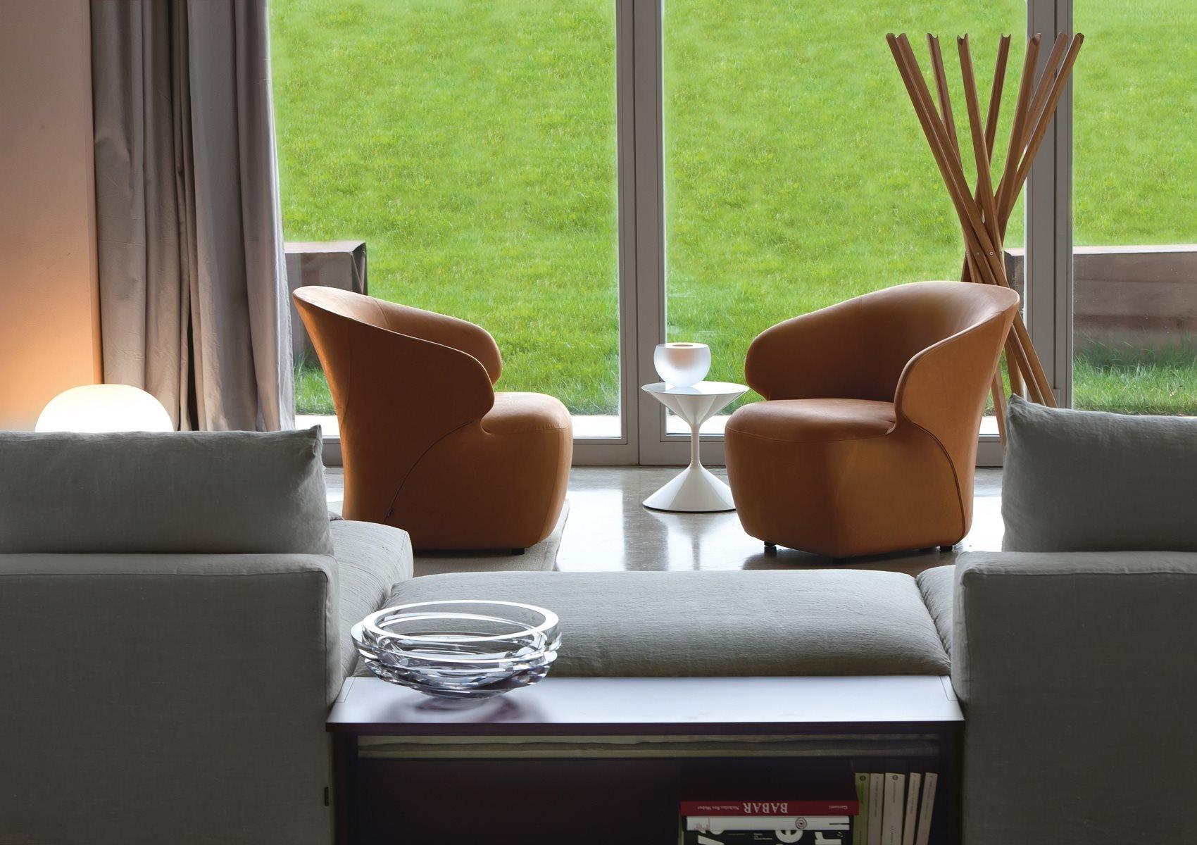 Arom Armchair lounge from Zanotta