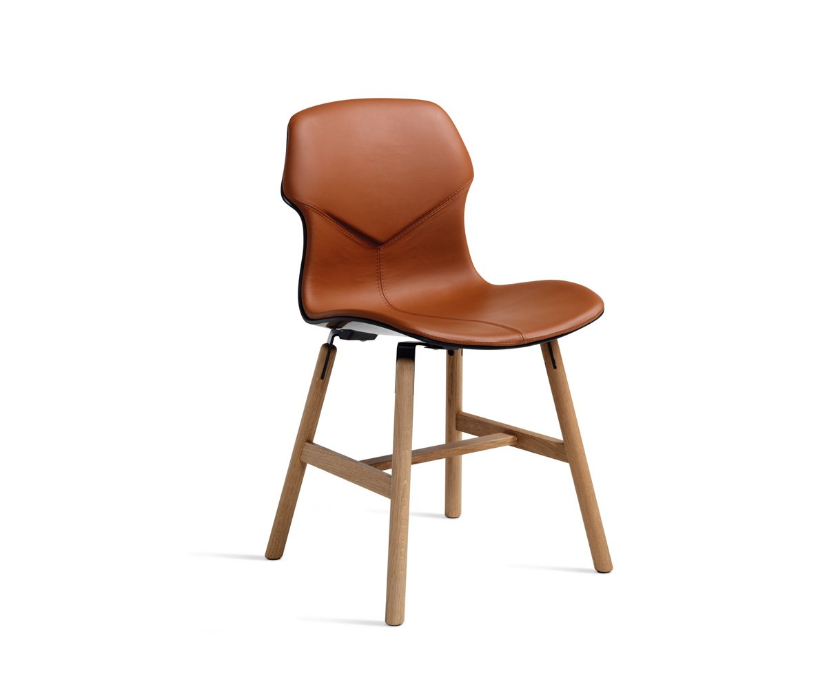 Stereo Wood Chair from Casamania, designed by Luca Nichetto