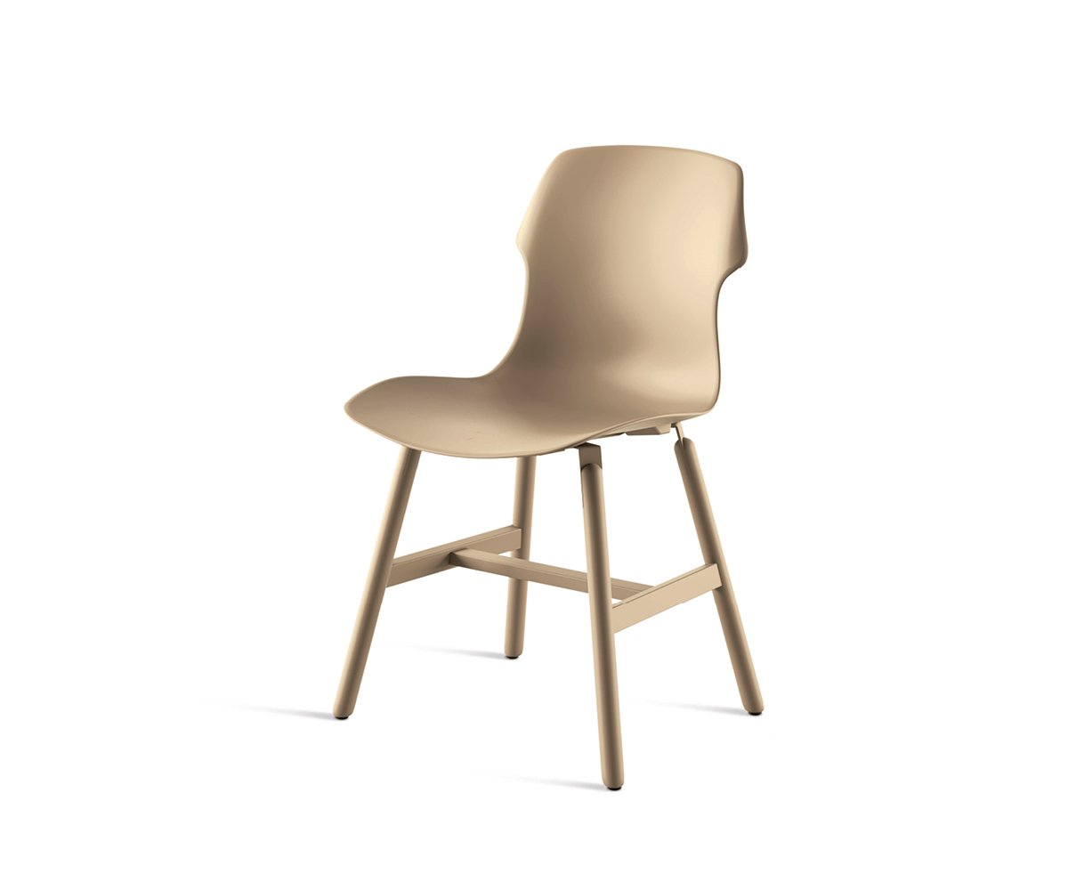 Stereo Metal Chair from Casamania, designed by Luca Nichetto