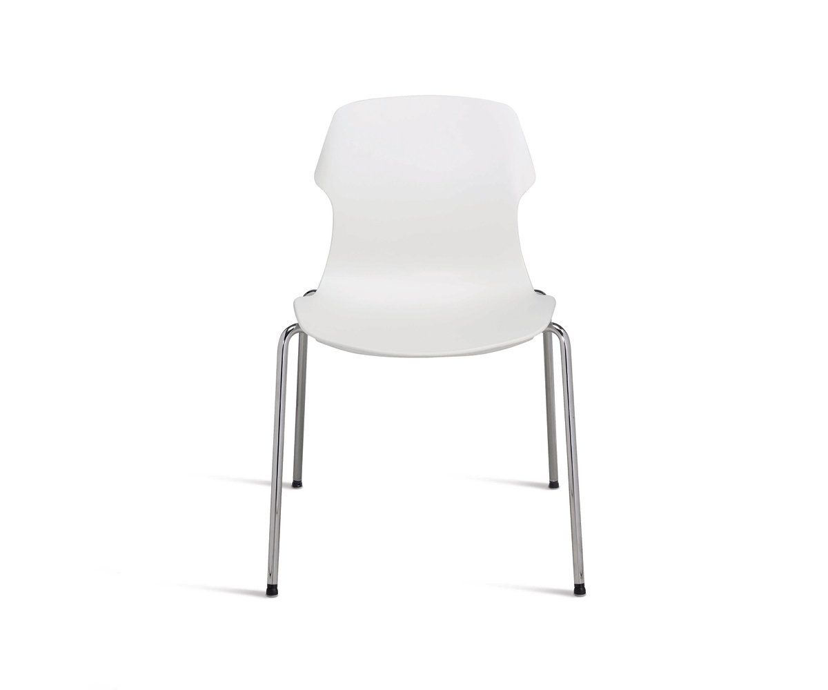 Stereo Stackable Chair from Casamania, designed by Luca Nichetto
