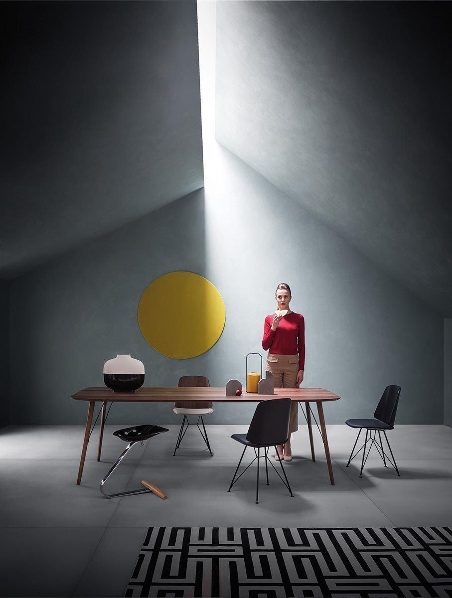 June Dining Chair from Zanotta