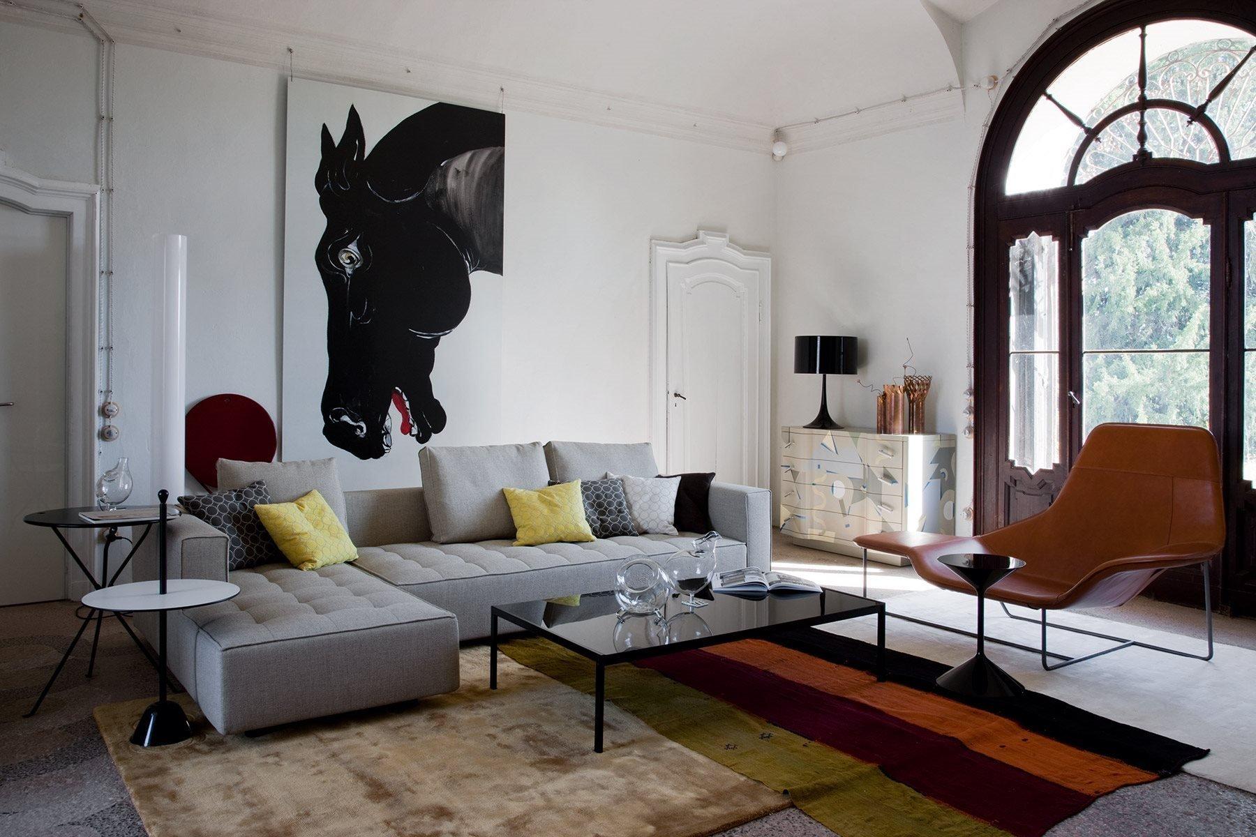 Kilt Sofa modular from Zanotta