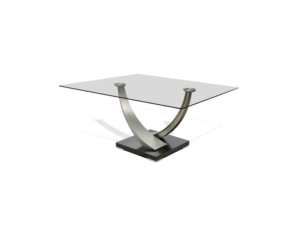 Tangent Dining Table from Elite Modern, designed by Carl Muller