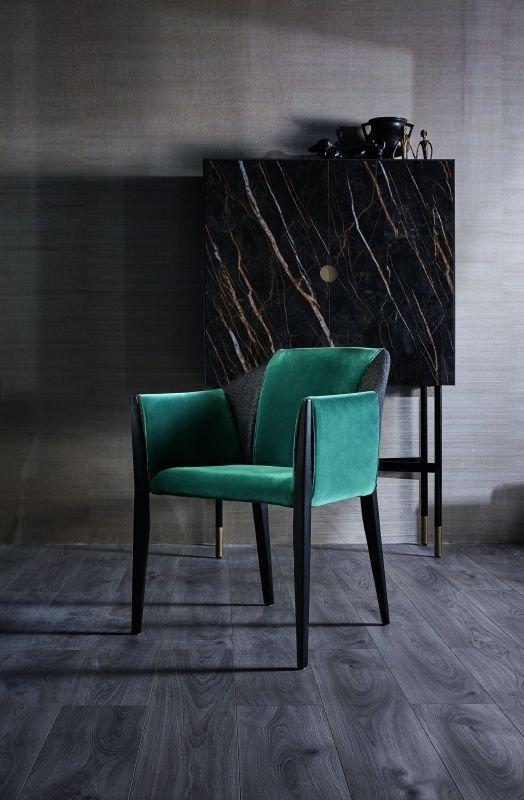 Sveva Dining Chair from Bontempi, designed by Yoshino Toshiyuki