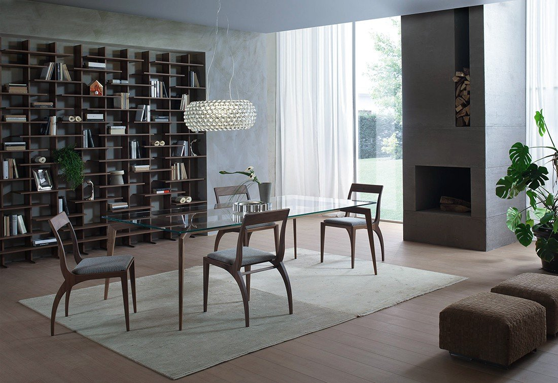 Hope Dining Table from Pacini & Cappellini