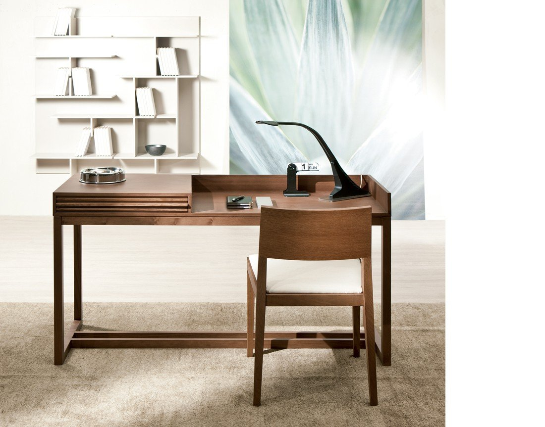 Athena Wooden Desk from Pacini & Cappellini