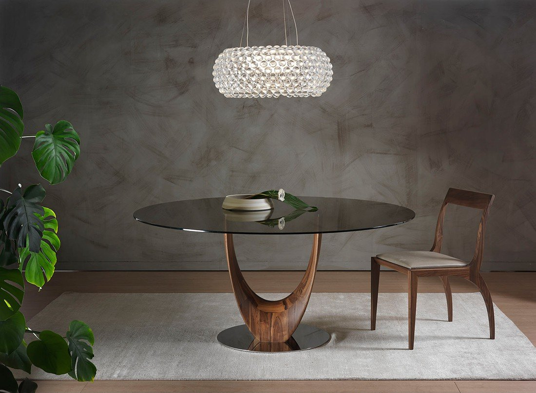 Axis Dining Table from Pacini & Cappellini