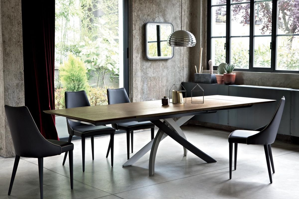 Artistico Ex dining table from Bontempi, designed by Dondoli and Pocci