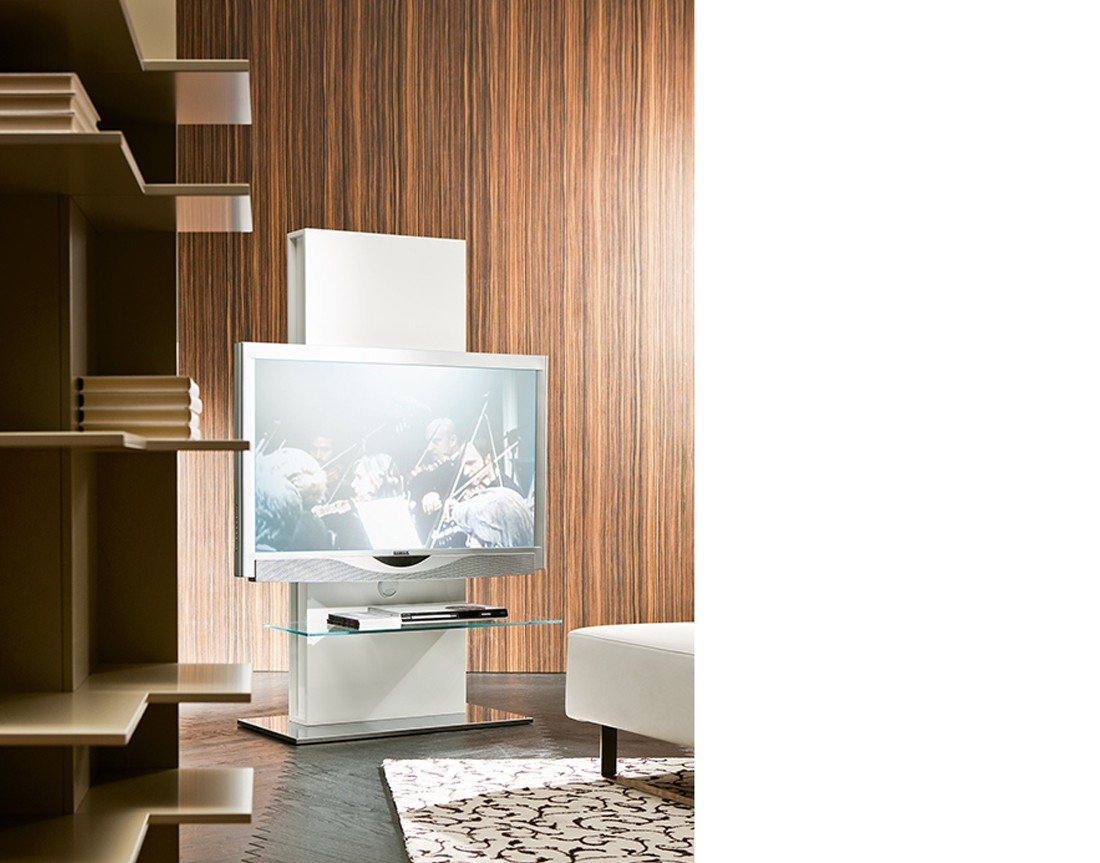 Totem TV Stand unit from Pacini & Cappellini