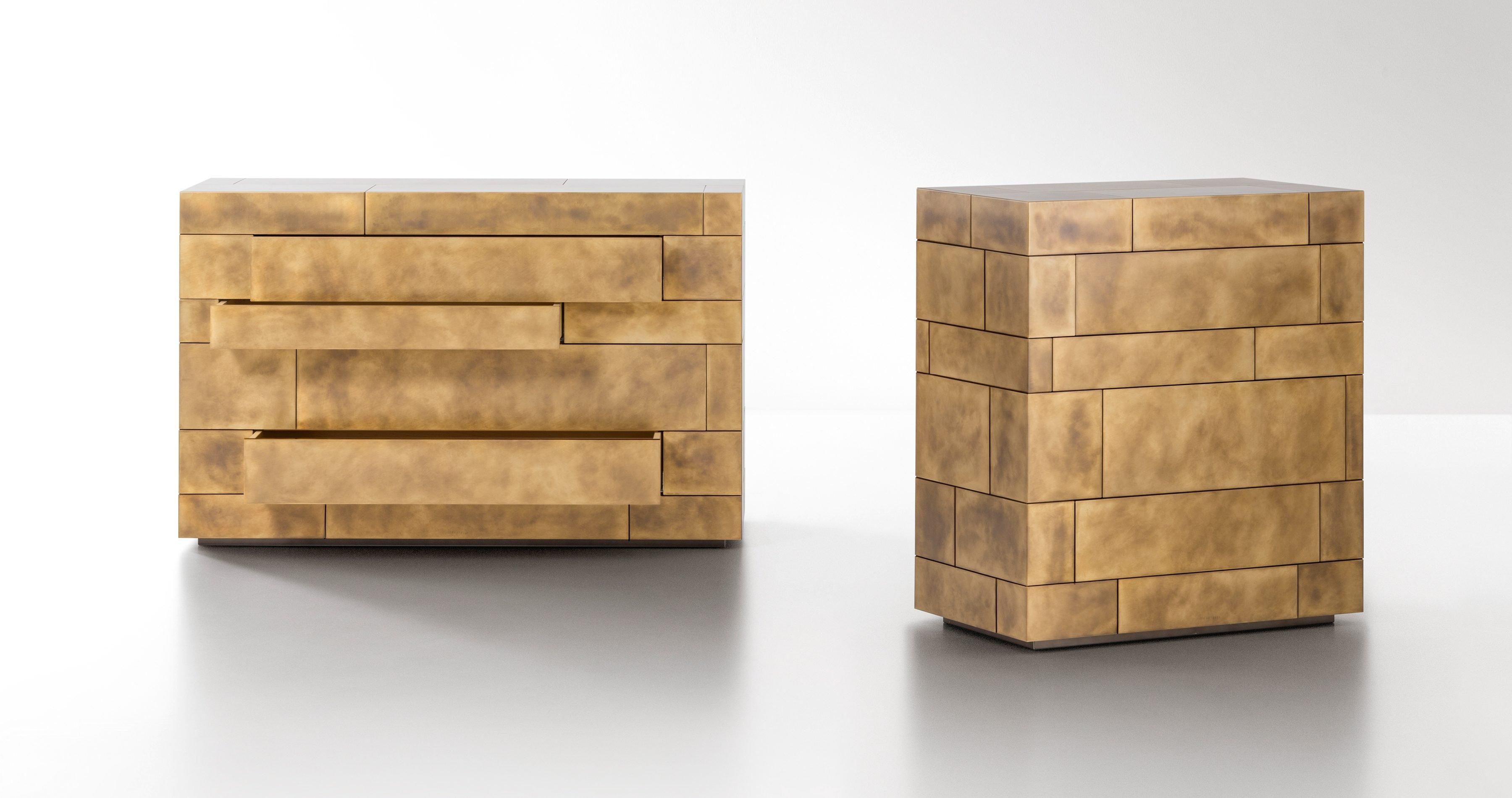 Celato Cabinet from De Castelli, designed by Albino Celato