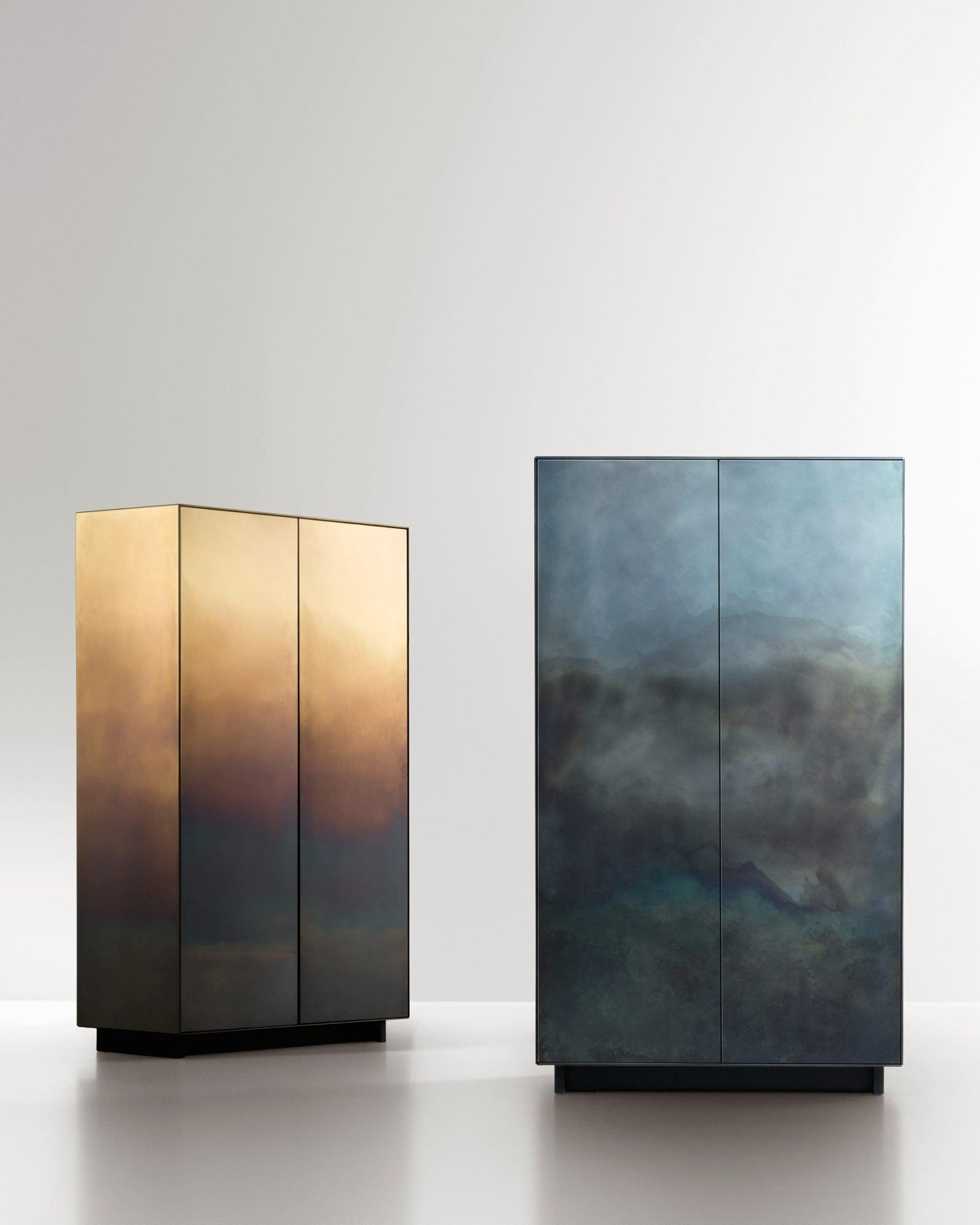Marea Cabinet from De Castelli, designed by Zanellato & Bortotto