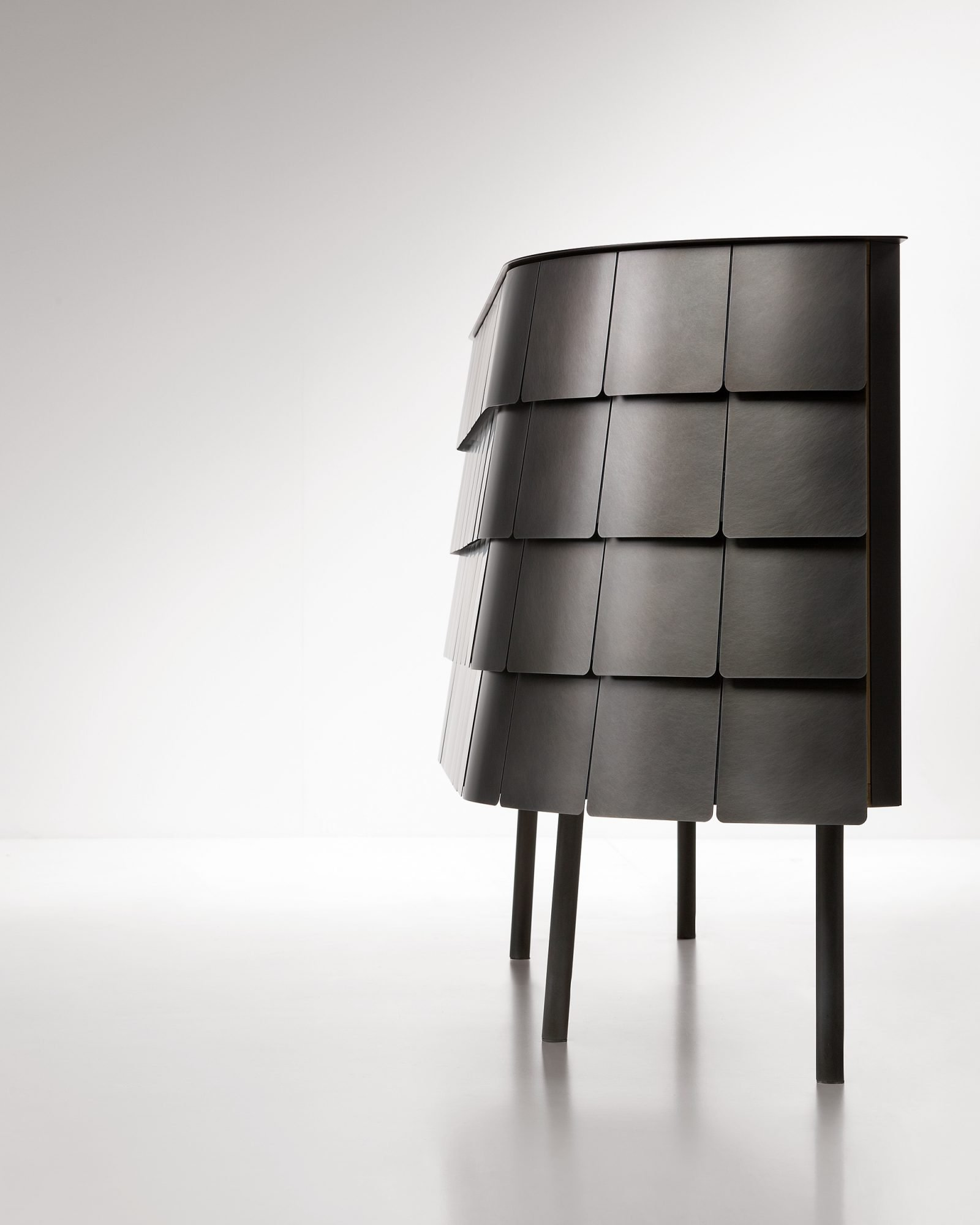 Yoroi Cabinets from De Castelli