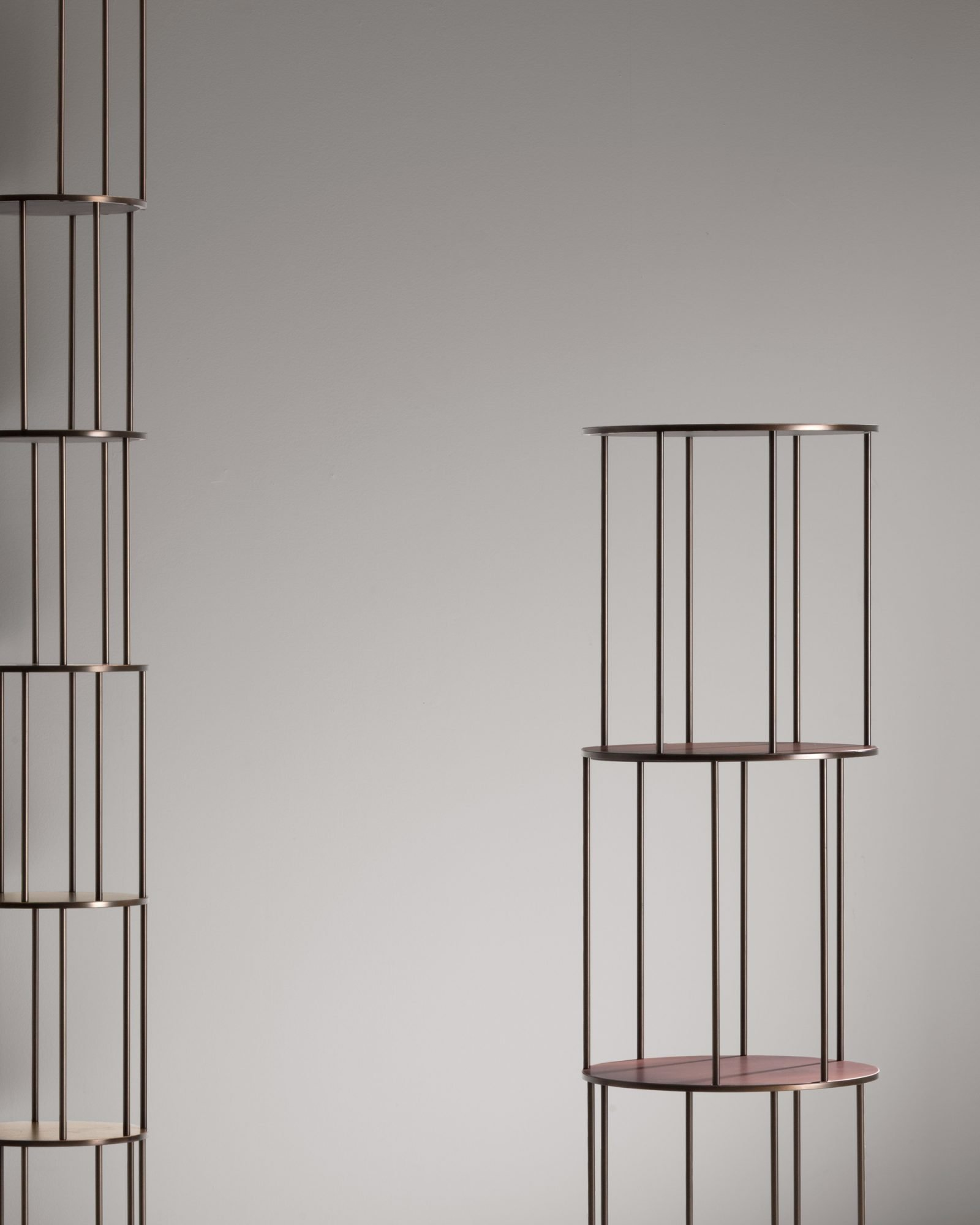 Babele Bookcase from De Castelli