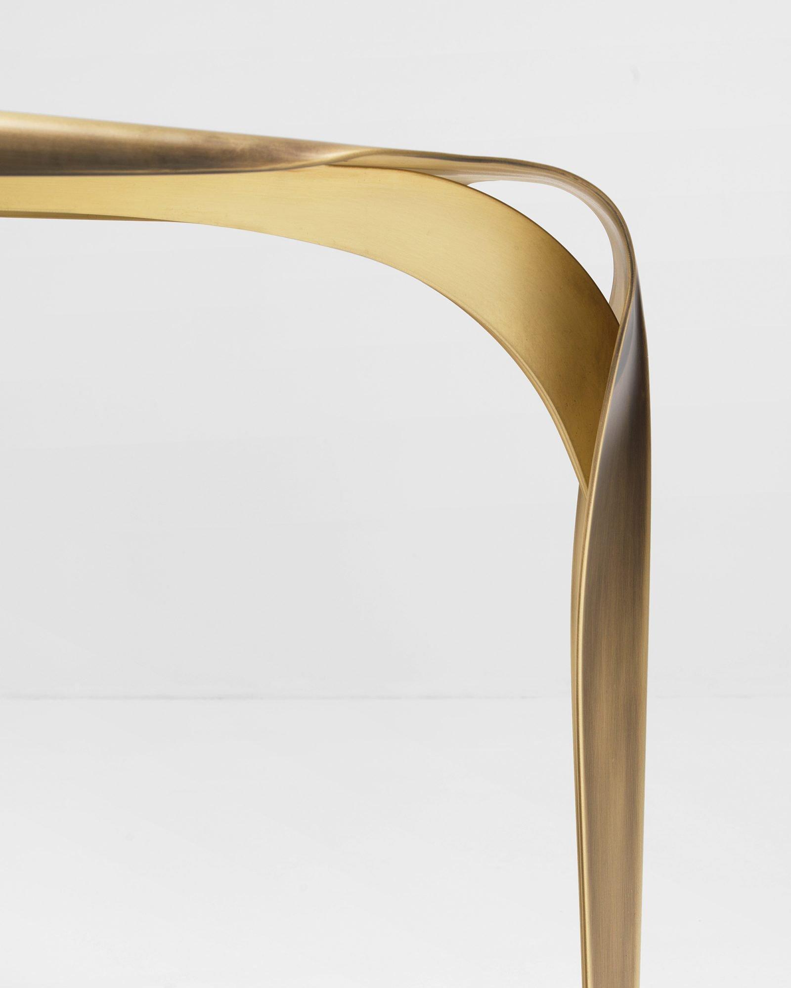 Convivium Table dining from De Castelli, designed by Nikita Bettoni