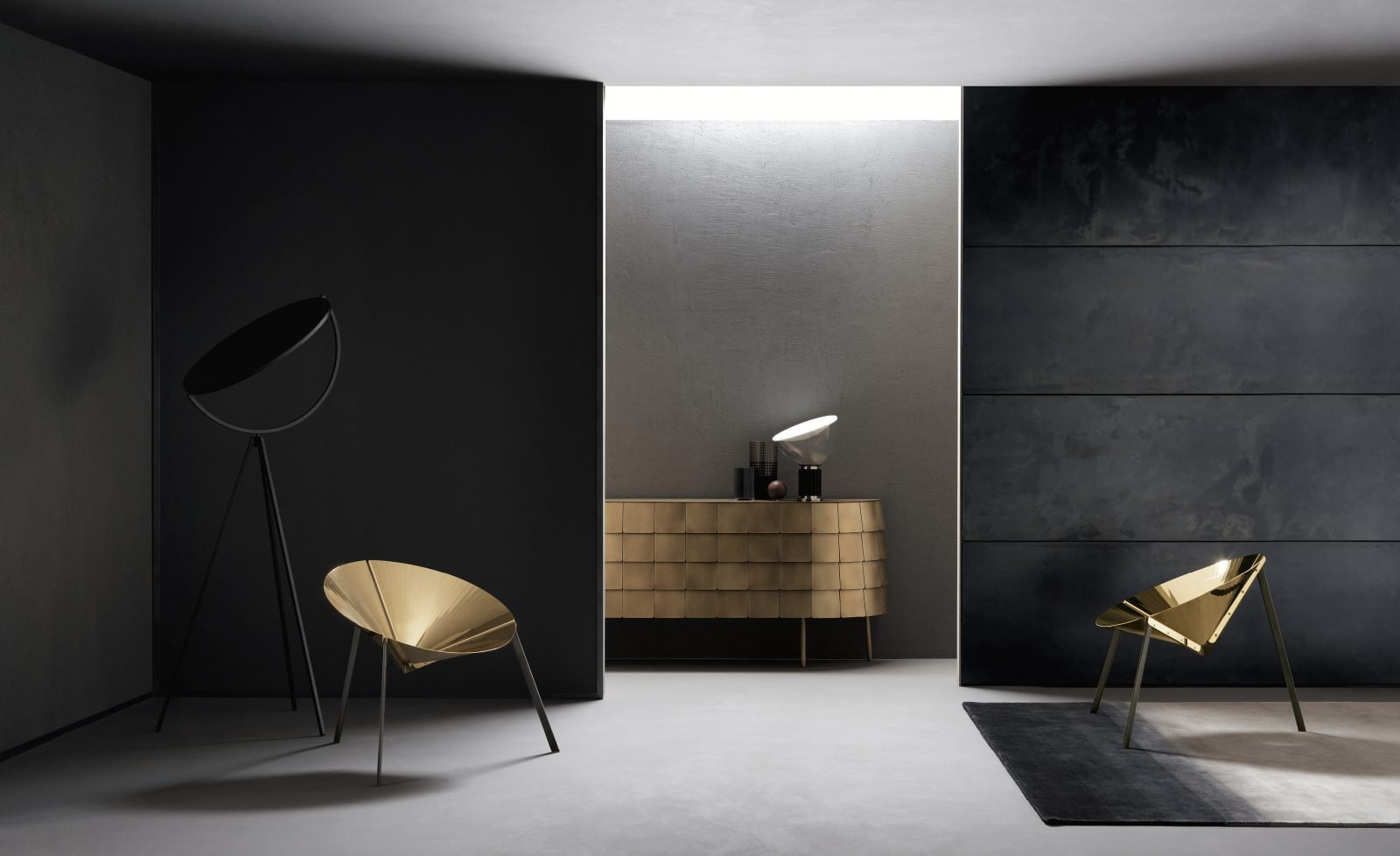 Pensado Ad Acapulco Chair from De Castelli, designed by IV Design